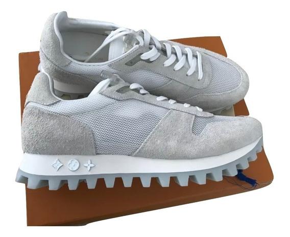 Louis Vuitton Runner Sneakers Tenis Virgil Abloh