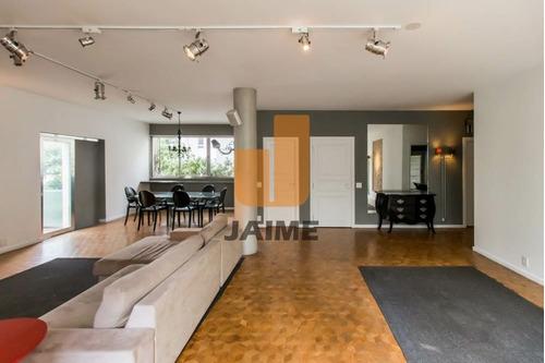 Apartamento No Jardim Paulista 4 Dormitórios, 1 Suíte E 1 Vaga! - Ja15777