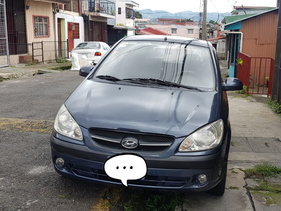 Hyundai Getz 2010 - Manual - 1400cc