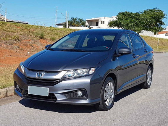 Honda City 1.5 Dx Flex Aut. 4p 2017