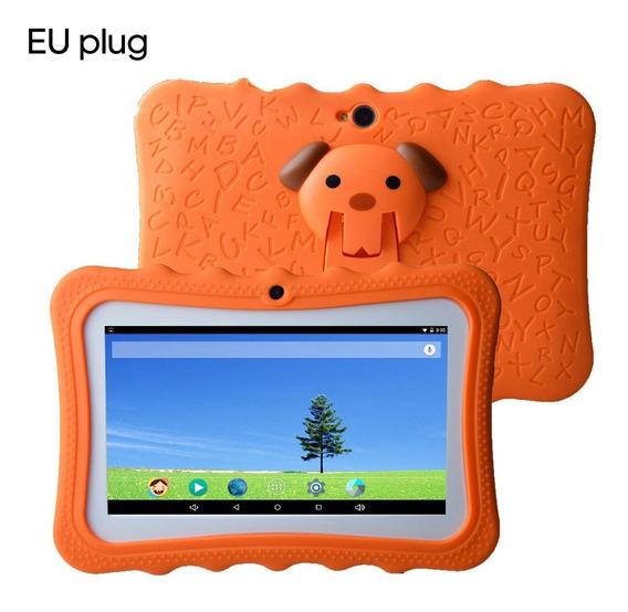 """7 """"kids Tablet Pc 8 Gb Quad-core Wi-fi Tablet Pc Pad"""