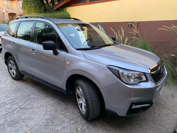 Subaru Forester 2018 2.0 X Awt - Impecable, Única Dueña