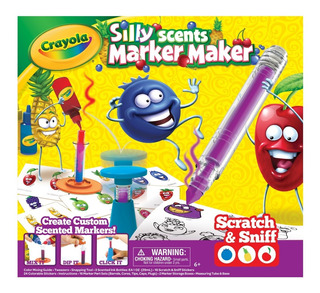 Silly Scent Marker Maker
