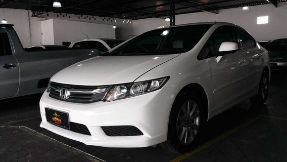 Honda Civic Lxs 1.8 2013 Aut. Flex