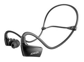 Fone De Ouvido Anker Sport Bluetooth - Preto