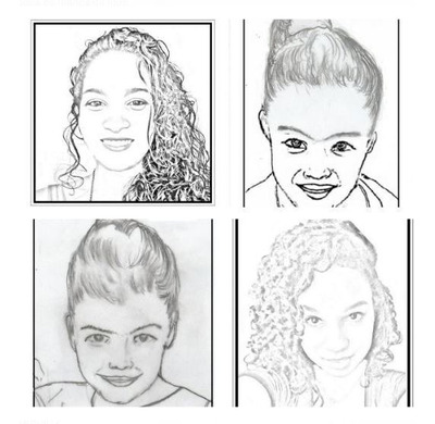 Transformo Fotos Em Desenho, Projetos Moveis,