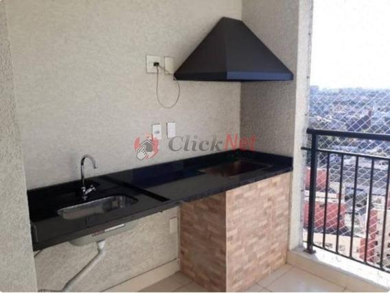 Apartamento À Venda Em Condomínio Clube No Bairro Independência Em São Bernardo - 5370