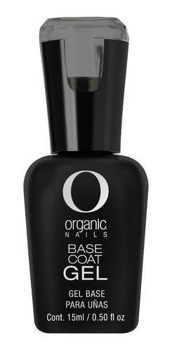 Imagen 1 de 10 de Base Coat Color Gel By Organic Nails