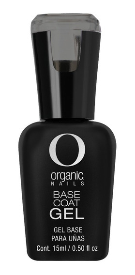 Base Coat Color Gel By Organic Nails