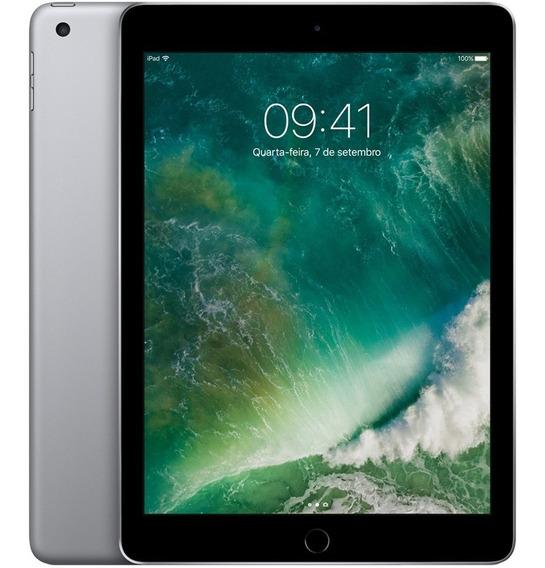 iPad 32gb Tela 9,7 Wi-fi Original A1822 (5ª Geração) Novo
