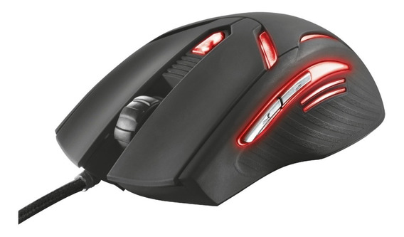 Mouse Gamer Gxt 152 Exent Illumitaned 2400 Dpi - Trust