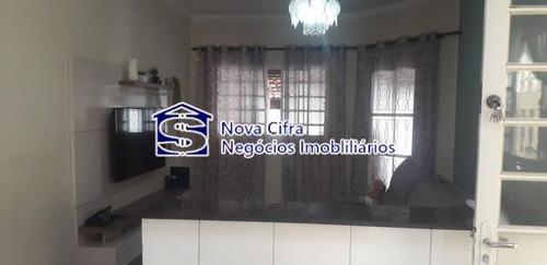 Casa Térrea 02 Dormitórios - Jd Cruzeiro Do Sul - C2045
