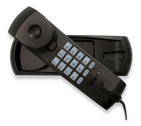 Interfone Porteiro E Telefone Com Fio Intelbras Artico Tc 20