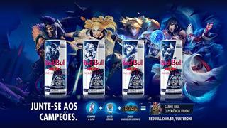 Energético Redbull League Of Legends Ahri Lux Limitado Lol