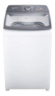 Lavadora de roupas automática Brastemp BWK12A branca 12kg 127V