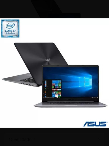 Notebook Asus X510ur - Bq292t I7 8a Geracão Tela Full Hd Ips