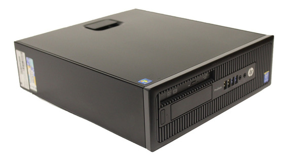 Cpu Pc Hp Intel Dual Core Pentium G3250 4gb Hd 500 Windows 7