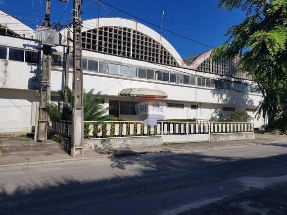 Galpão Para Alugar, 1750 M² - Imbiribeira - Recife/pe - Ga0008