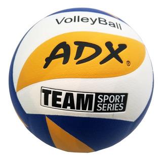 Balón Adx Voleibol Piel Sintética Peso Medidas Reglamentaria