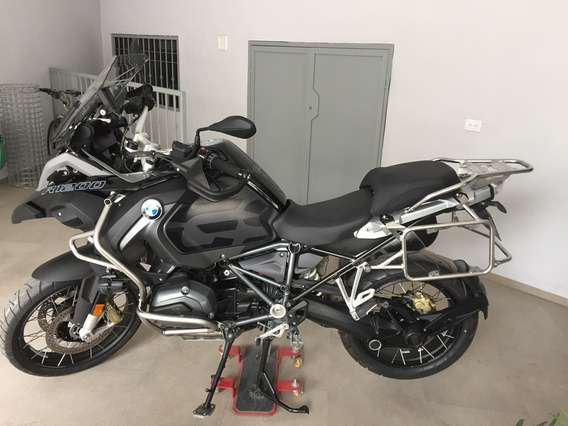 Bmw R 1200 Gs Adventure 2018 Lower Tft