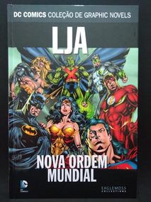 Hq Lja: Nova Ordem Mundial- Graphic Novels Vol: 55