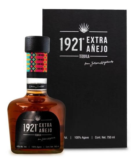 1921 Tequila Extra Añejo 100% Agave 40% Alc. Vol. 750ml.