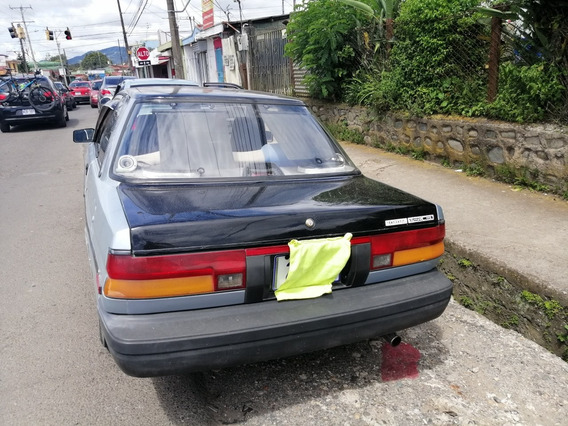 Toyota Tercel 2 Puertas, Año 89,