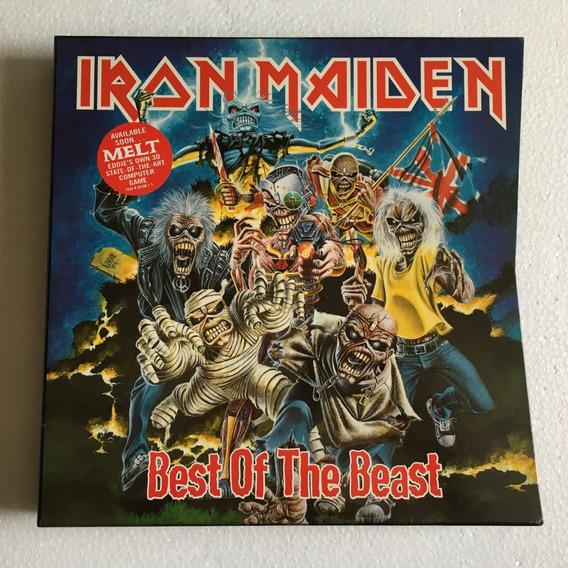 Iron Maiden Best Of The Beast Box Lps Vinil 1996