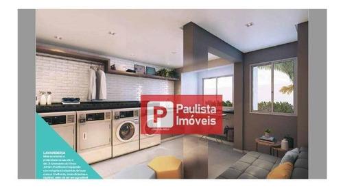 Apartamento Com 2 Dormitórios À Venda, 33 M² - Jardim Prudência - São Paulo/sp - Ap29220