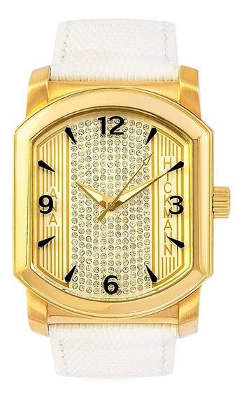 Relógio Feminino Ana Hickmann Ah20168s Barato Original