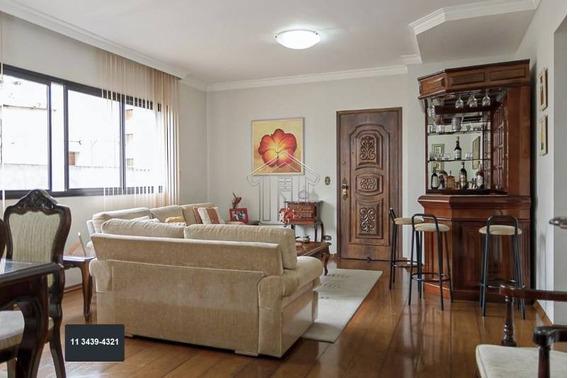 Apartamento Em Condomínio Padrão Para Locação No Bairro Santo Antônio, 3 Dorm, 1 Suíte, 2 Vagas, 160,00 M - 12896agosto2020
