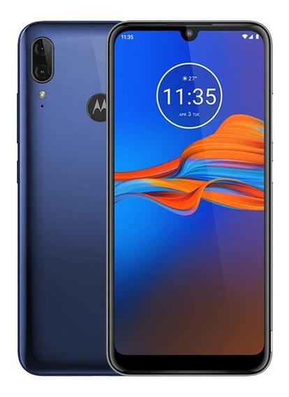 Celular Motorola Moto E6s 64gb Dual Sim Cámara Dual 6.1