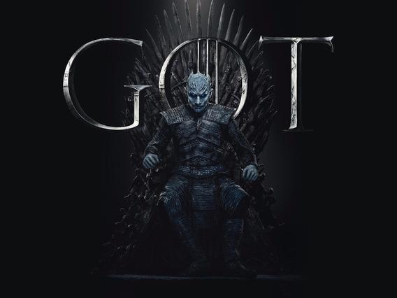 Game Of Thrones Serie (7ª E 8ª Temporada) + Frete Grátis