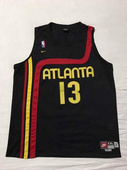 Camiseta De Época Atlanta Hawks Nike Xxl