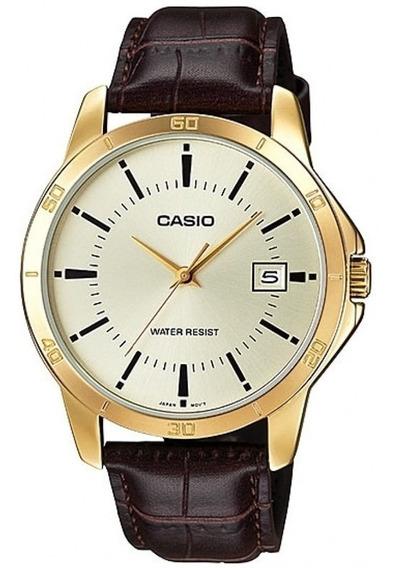 Relógio Casio Masculino Mtp-v004gl-9audf