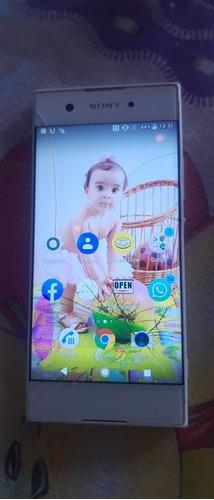 Celular Sony Xa1 G3116 Pra Retirada De Peças