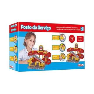 Posto De Servico - Rosita - Nova Brink