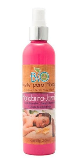 Aceite De Mandarina Y Jazmin Masaje , Mejora Estado De Animo