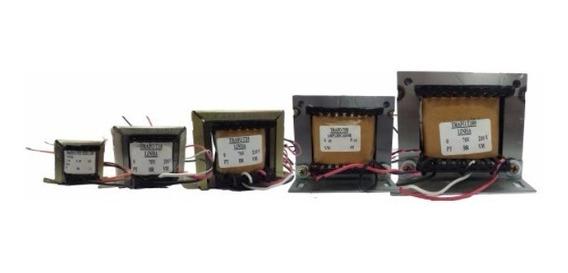 Kit 8 T10 + 1 T100 Transformadores Sonorizar Ambiente- Frahm