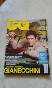 Revista Gq Brasil N 18 Set 2012 Gianecchini