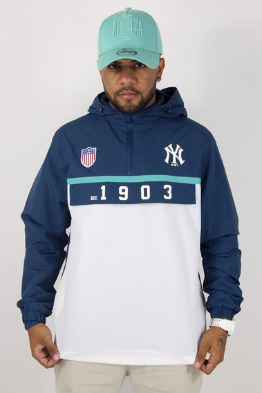 Jaqueta Corta-vento Mlb New York Yankees 1903 New Era