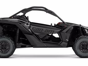 Maverick X3 Turbo 172 Hp 2018 Black