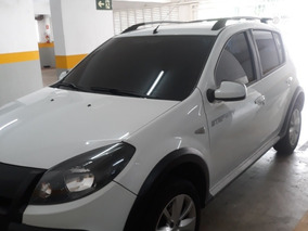 Renault Sandero Stepway 1.6 16v Tweed Hi-flex Aut. 5p 2014