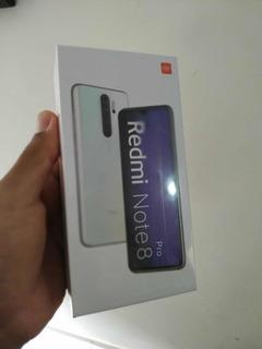 Redmi Note 8 Pro Branco 6gb Ram 128 Armazenamento