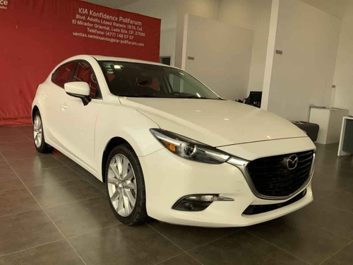 Imagen 1 de 14 de Mazda Mazda 3 2017 5p Hatchback S Grand Touring L4/2.5 Aut