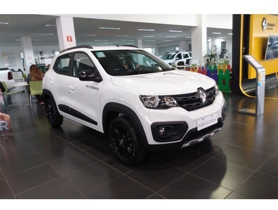 Renault Kwid Outsider 1.0 Completo