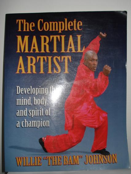 Livro The Complete Artes Marciais Ingles Kung Fu Tecnicas