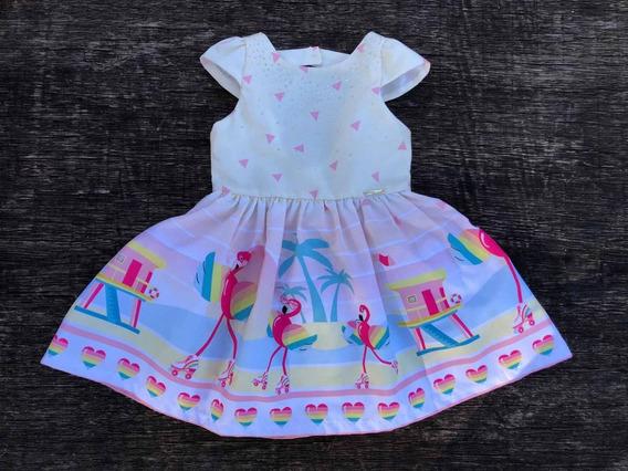 Vestido Mon Sucré Tamanho 1