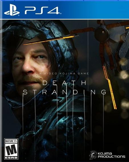 Death Stranding Ps4 Fisico - Sellado Entrega Inmediata!