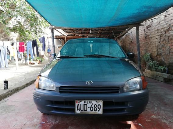 Toyota Starlet Starlet 1996